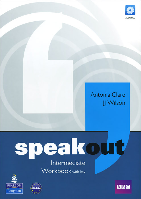 Speakout: Intermediate Workbook (+ CD-ROM) speakout upper intermediate workbook cd rom