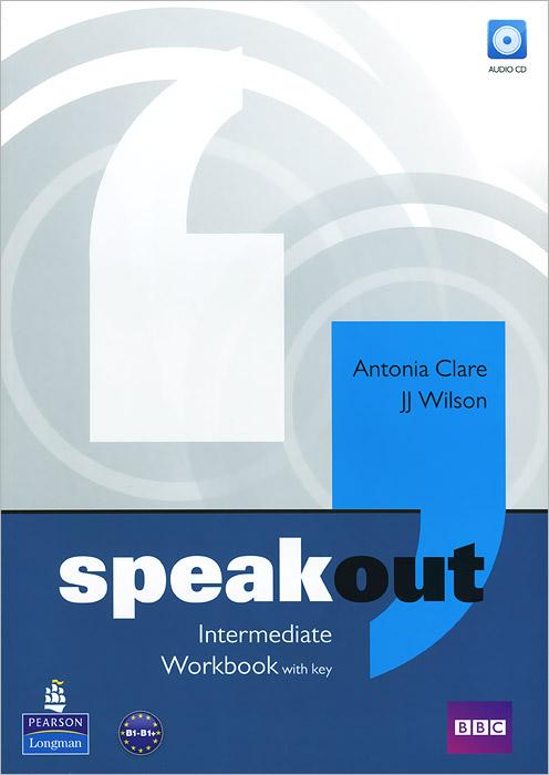 Speakout: Intermediate Workbook (+ CD-ROM) speakout elementary workbook cd rom