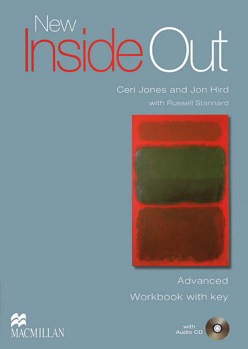 New Inside Out: Workbook: Advanced Level (+ CD) new inside out advanced workbook cd rom