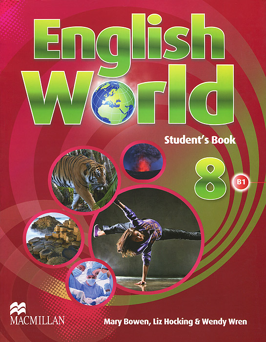 English World: Level 8: Student Book