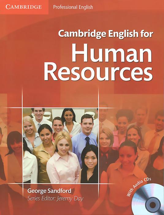 Cambridge English for Human Resources: Student's Book (+ 2 CD) cambridge plays the pyjama party elt edition cambridge storybooks