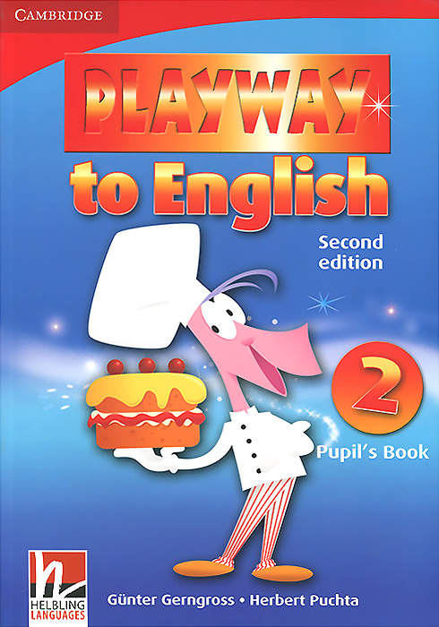 Playway To English 1 Pupils Book