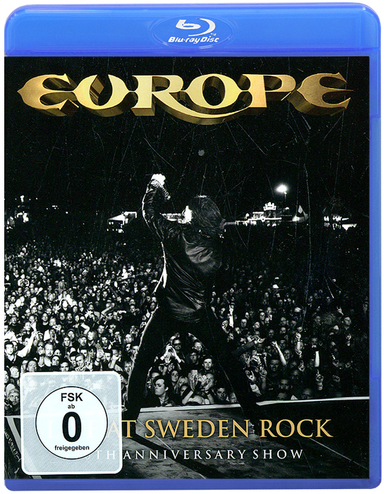 Europe: Live At Sweden Rock - 30th Anniversary Show (Blu-ray) jd mcpherson jd mcpherson let the good times roll