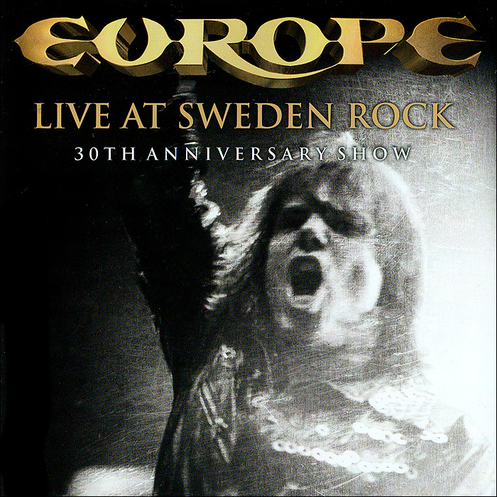 Europe Europe. Live At Sweden Rock - 30th Anniversary Show (2 CD)