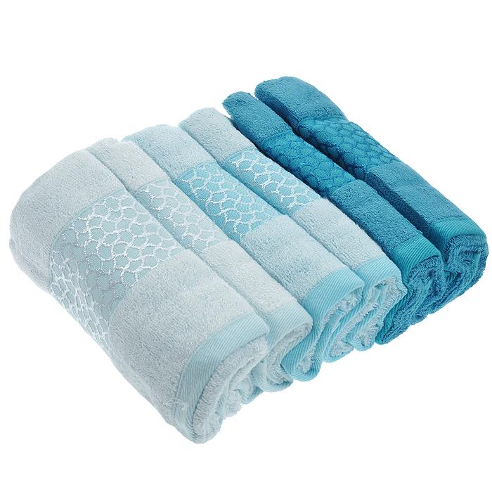 Набор лицевых полотенец