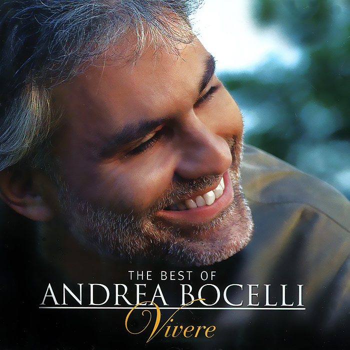 Андреа Бочелли Andrea Bocelli. The Best Of. Vivere giardina andrea vana rooma inimene