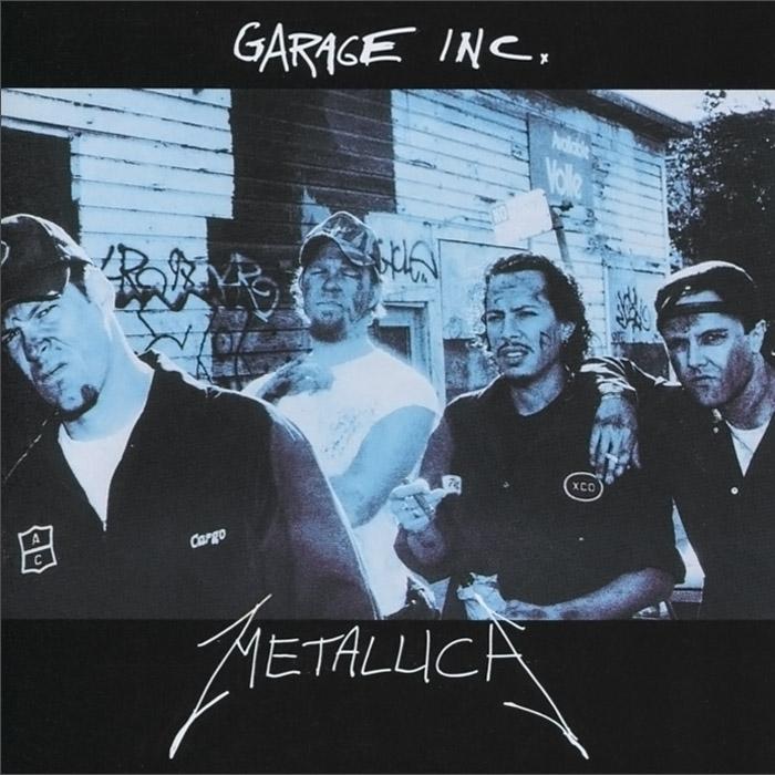 Metallica Metallica. Garage, Inc. (2 CD) metallica metallica garage inc 3 lp