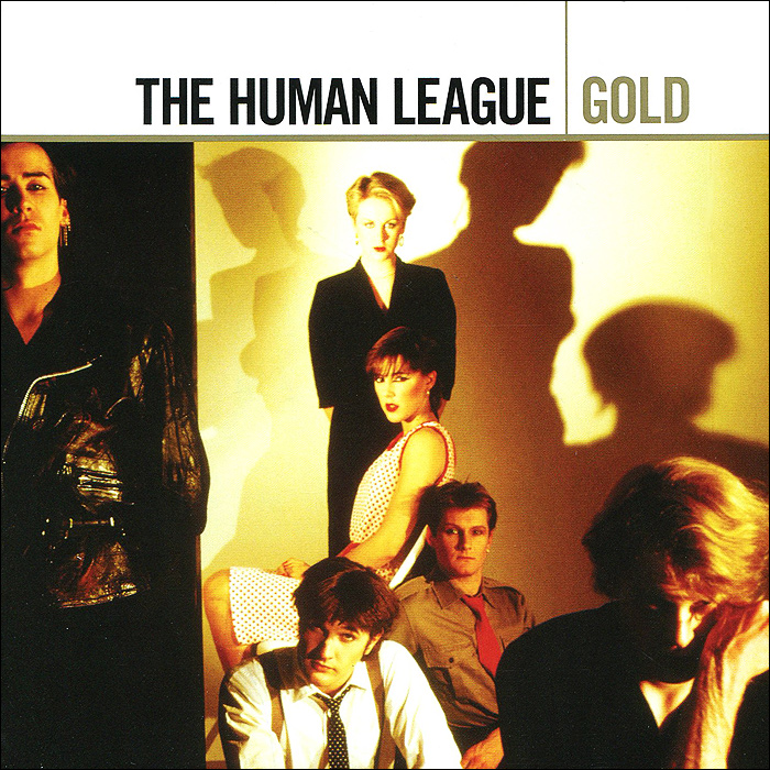 The Human League The Human League. Gold (2 CD) the human league manchester
