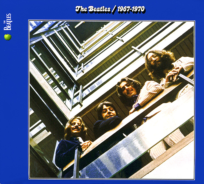 The Beatles The Beatles. 1967-1970 (2 CD) галин а сост the beatles книга песен 1962 1970