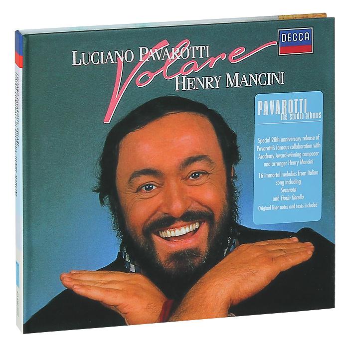 Лучано Паваротти Luciano Pavarotti, Henry Mancini. Volare luciano pavarotti forever