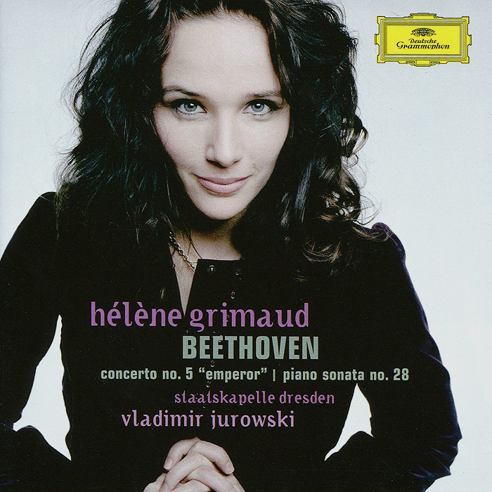 Элен Гримо Helene Grimaud. Beethoven. Piano Concerto No.5 / Piano Sonata No. 28