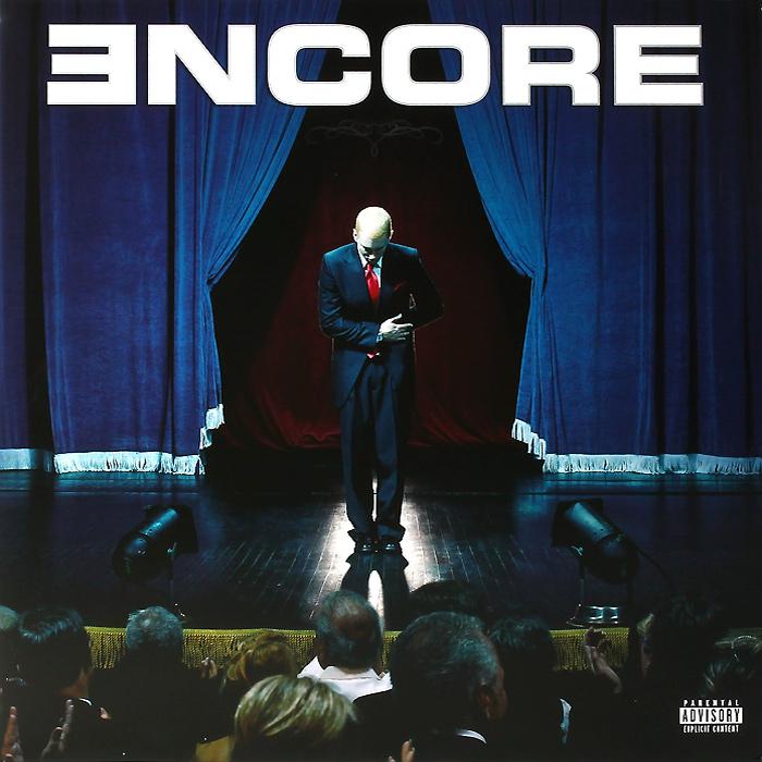 Эминем Eminem. Encore (2 LP) кендрик ламар kendrick lamar damn 2 lp