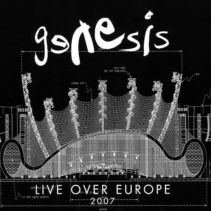 Genesis Genesis. Live Over Europe 2007 (2 CD)