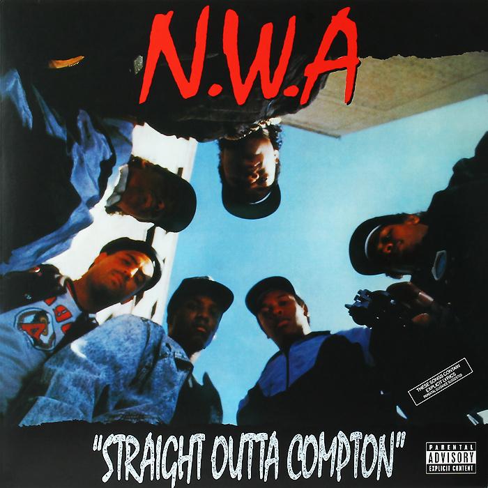 лучшая цена N.W.A. N.W.A. Straight Outta Compton (LP)
