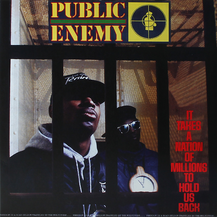 Public Enemy Public Enemy. It Takes A Nation Of Millions To Hold Us Back (LP) public enemy public enemy power to the people and the beats the definitive collection