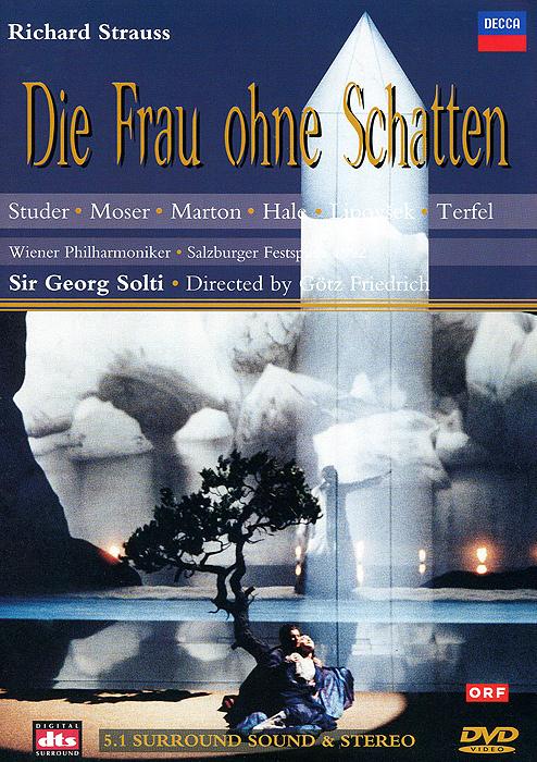 цена на Strauss, Sir Georg Solti: Die Frau Ohne Schatten (2 DVD)