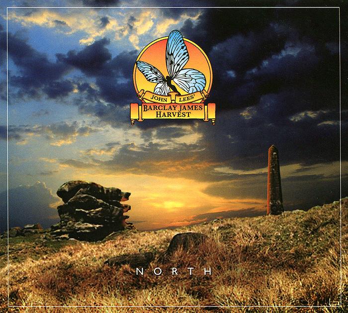 Barclay James Harvest John Lees' Barclay James Harvest. North. Deluxe Edition (2 CD) james harvest водолазки