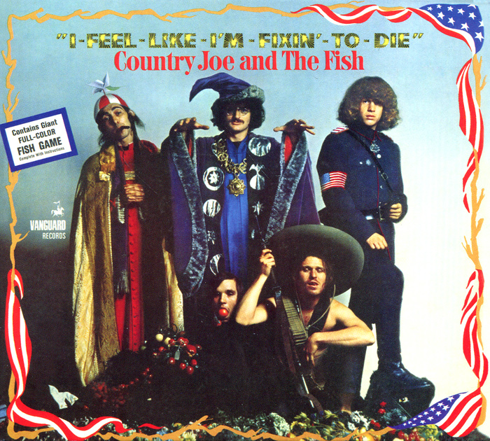 Country Joe & The Fish Country Joe & The Fish. I Feel Like I'm Fixin' To Die (2 CD) country pursuits