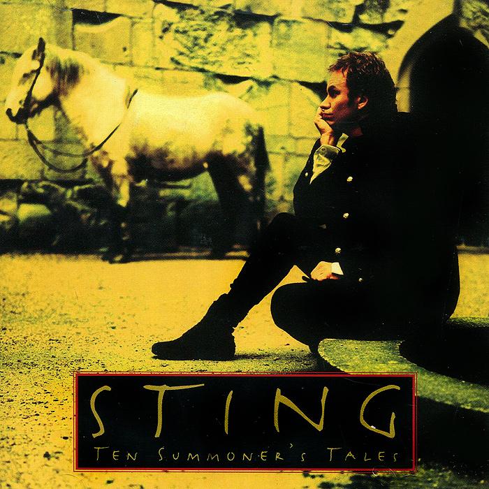 Стинг Sting. Ten Summoner's Tales стинг sting the soul cages