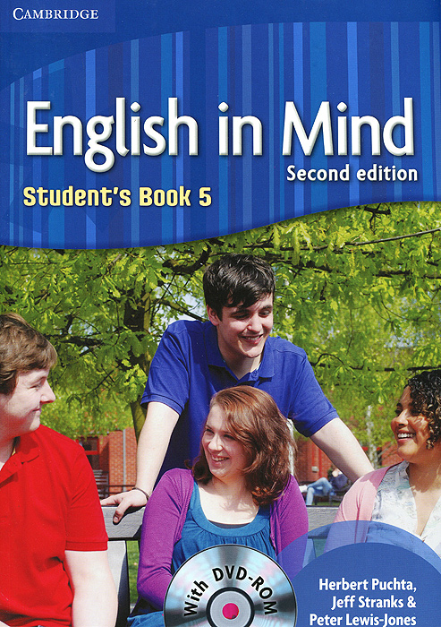 English in Mind: Level 5: Student's Book (+ DVD-ROM) english in mind level 2 students book dvd rom