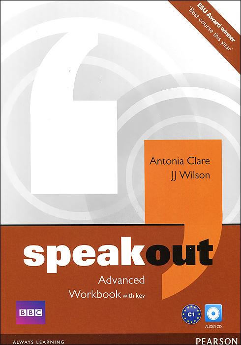 Speakout Advanced Workbook (+ CD-ROM) speakout elementary workbook cd rom
