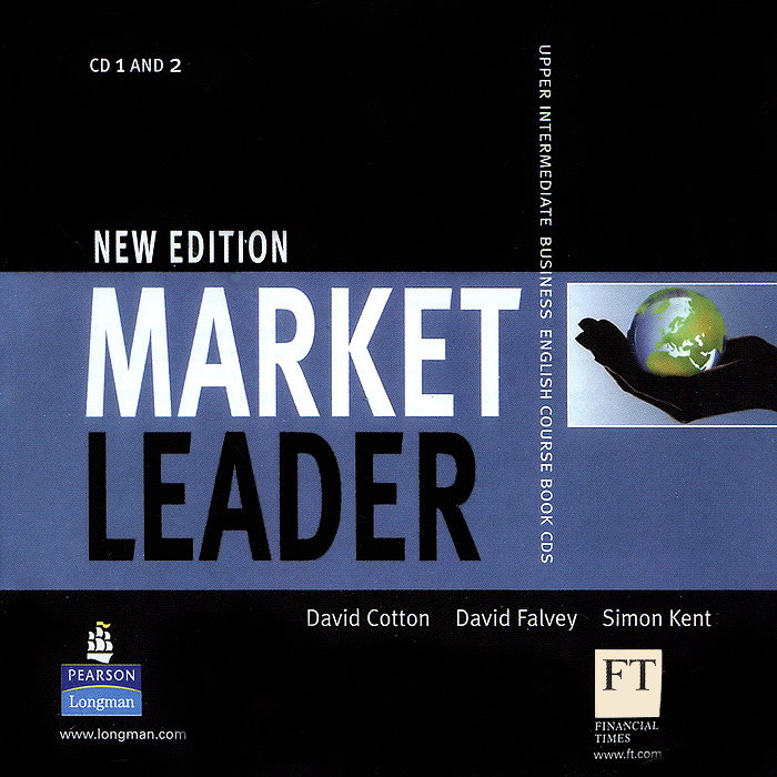 Market Leader New Edition: Upper-Intermediate: Class CDs (аудиокурс на 2 CD) market leader upper intermediate course book dvd rom