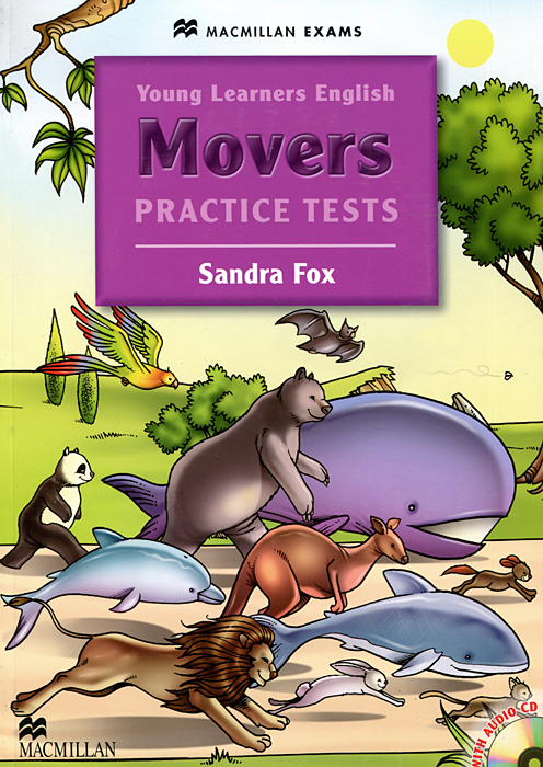 Movers Practice Tests (+ CD-ROM) movers practice tests cd rom