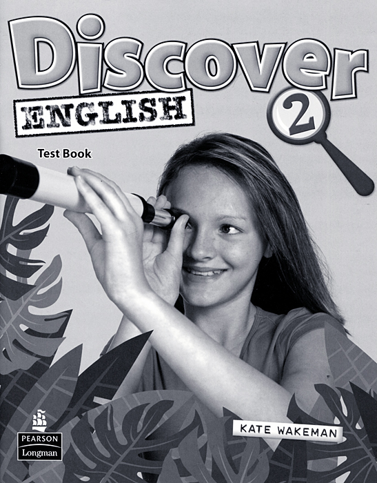 Discover English 2: Test book discover english level 1 test book