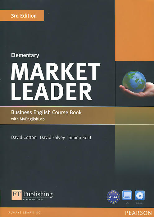 Market Leader: Elementary: Business English Coursebook (+ DVD-ROM) close up b1 student s book dvd rom