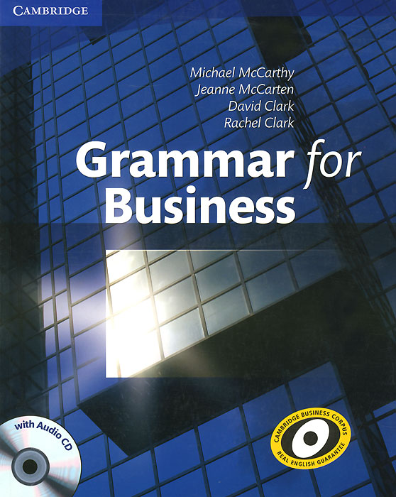 Grammar for Business (+ CD-ROM) louise pile intelligent business intermediate business english workbook cd rom