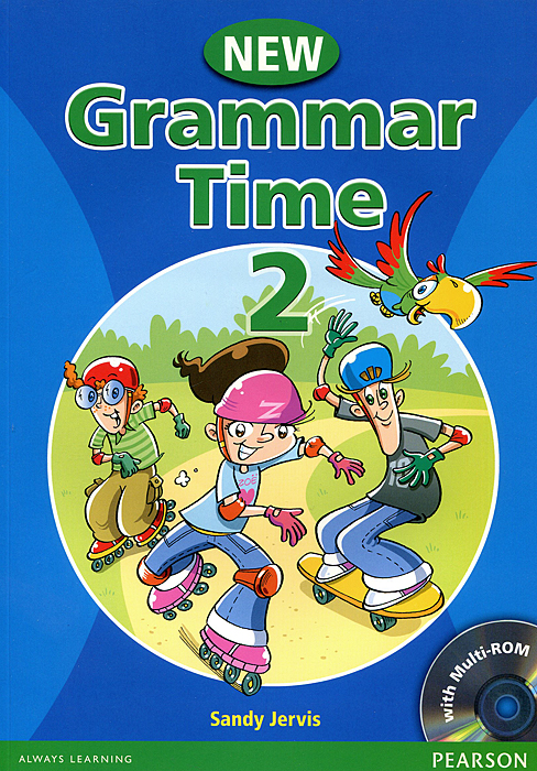 New Grammar Time 2: Student's Book (+ CD-ROM) new time new time a54