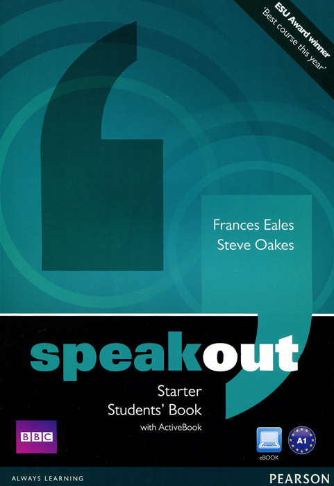 Speakout: Starter: Student's Book with ActiveBook (+ DVD-ROM) speakout starter student s book dvd