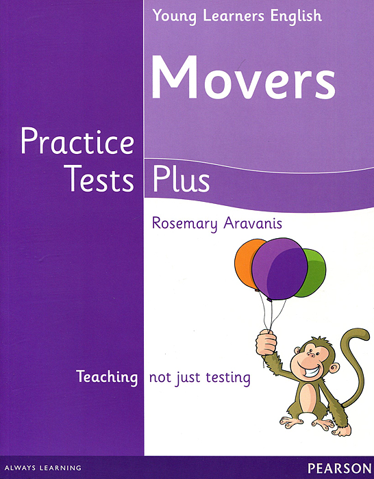 Young Learners English: Movers: Practice Tests Plus cae practice tests plus 2 cd rom