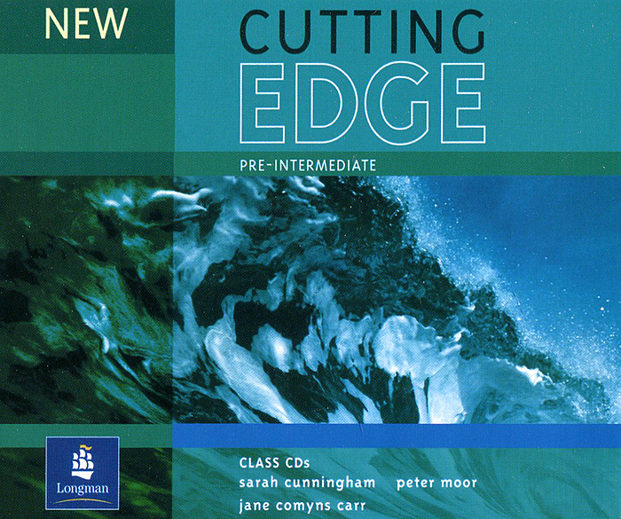 Cutting Edge: Pre-Intermediate (аудиокурс на 3 CD) outcomes intermediate аудиокурс на 2 cd