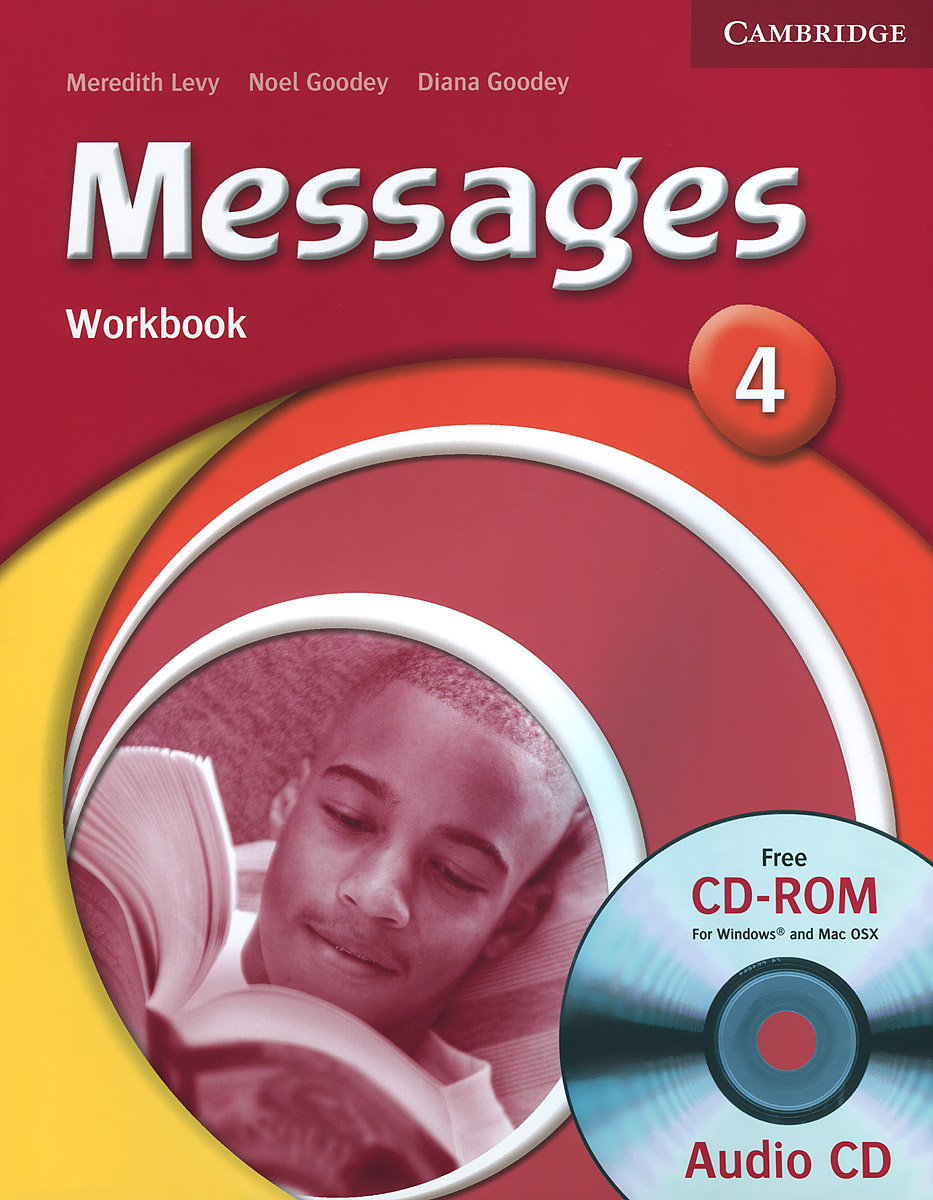 Messages 4: Workbook (+ CD-ROM)