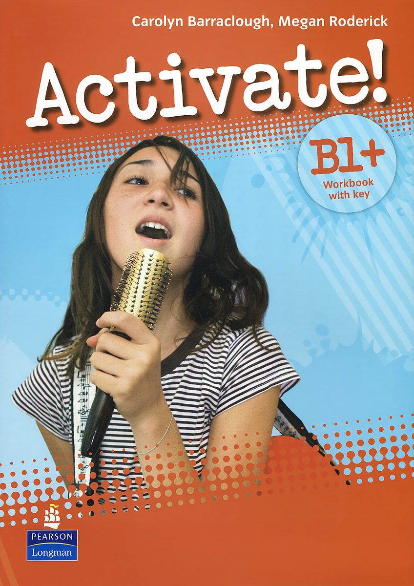 Activate! B1+ Workbook with Key (+ CD-ROM) messages 3 workbook cd rom