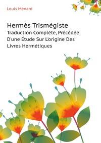Hermes Trismegiste. Доставка по России