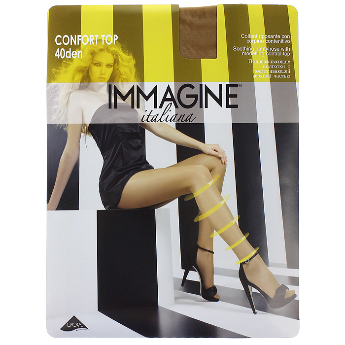 85027a963e73 Колготки Immagine — купить в интернет-магазине OZON с быстрой доставкой