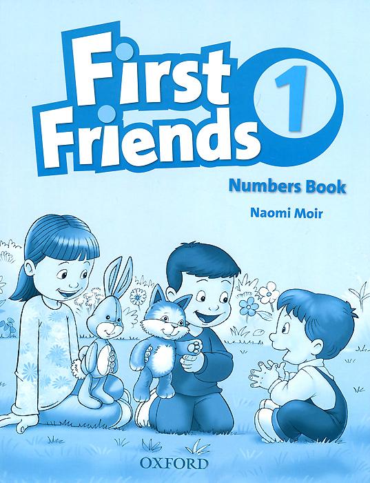First Friends 1: Numbers Book first friends 1 class book cd