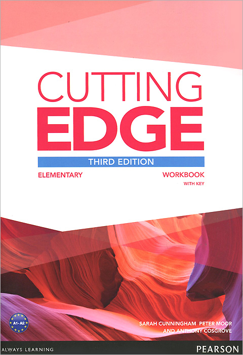 Cutting Edge: Elementary Workbook with Key moor peter cutting edge advanced students book