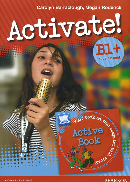 Activate! B1+: Student's Book (+ DVD-ROM) gold experience b1 students book dvd rom