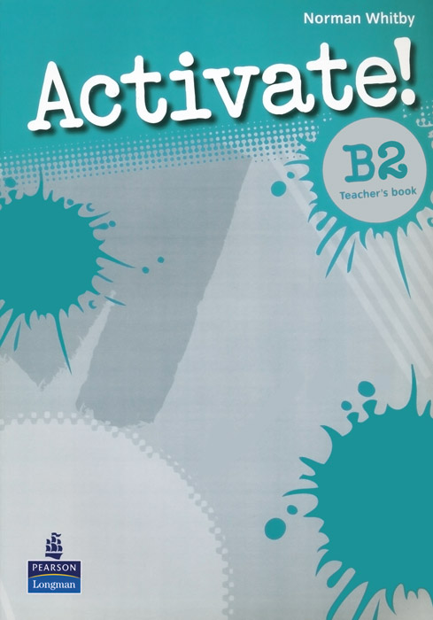 Activate! B2: Teacher's Book activate a2 workbook