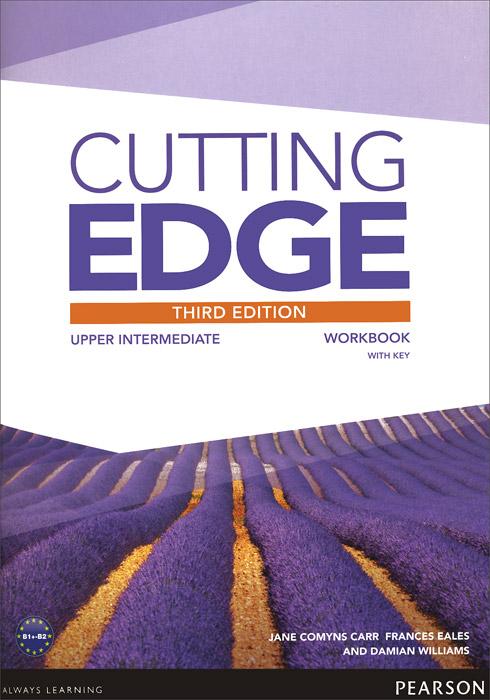 Cutting Edge: Upper Intermediate: Workbook with Key джемпер just key just key ju016emzxi49