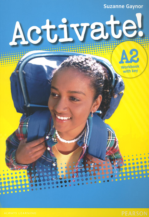 Activate! A2: Workbook with Key activate a2 workbook