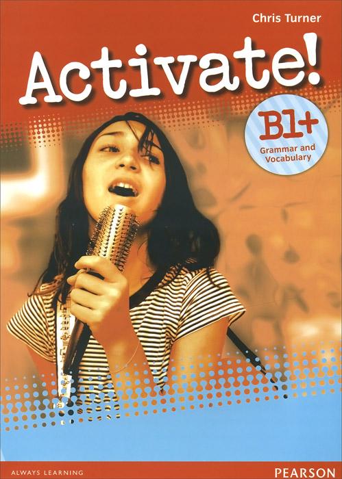 Activate! B1+ Grammar and Vocabulary цены