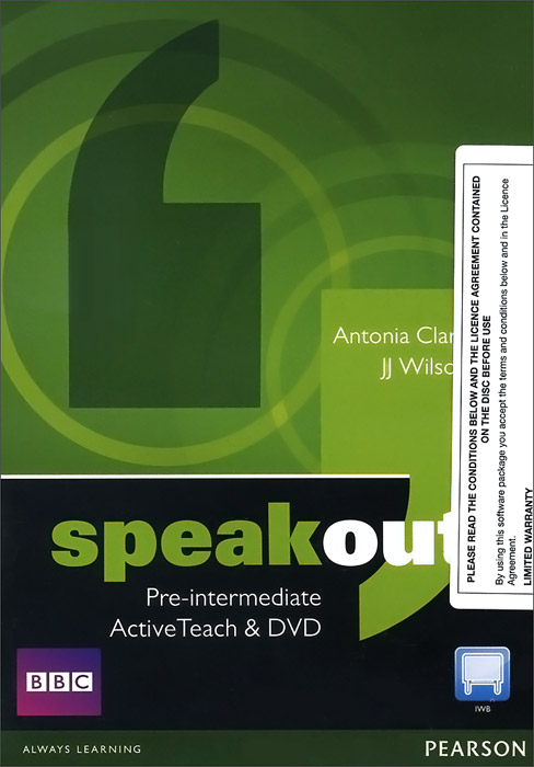 Speakout: Pre-Intermediate: Active Teach speakout elementary active teach