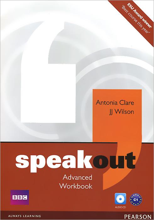 Speakout: Advanced: Workbook (+ CD-ROM) speakout elementary workbook cd rom
