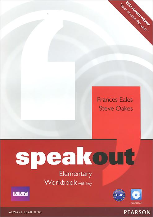 Speakout: Elementary Level (+ CD-ROM) speakout elementary workbook cd rom