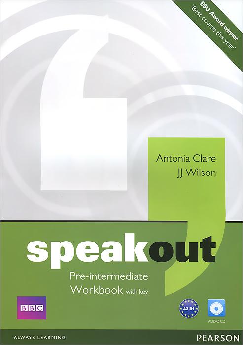 Speakout: Pre-Intermediate: Workbook with Key (+ CD-ROM) speakout elementary workbook cd rom