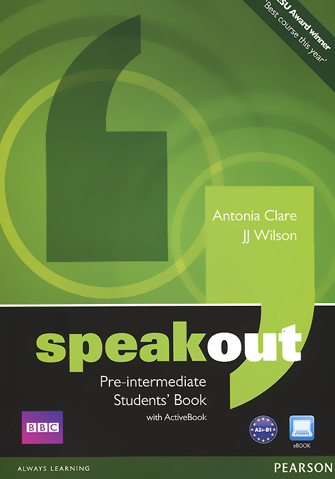 Speakout: Pre-Intermediate: Student's Book with Active Book (+ DVD-ROM) speakout starter student s book dvd